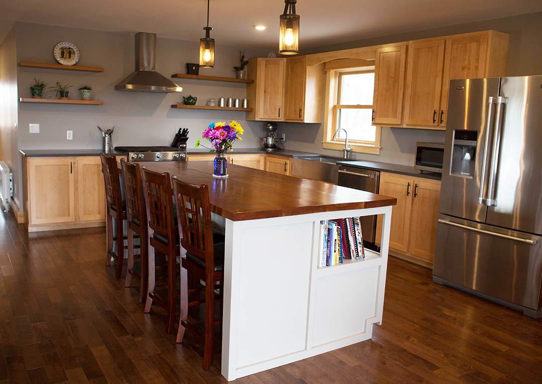 Kitchen Cabinet Refinishing Moncton